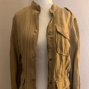 Lucky Brand Brown Jacket